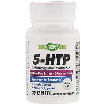 Nature's Way, 5-HTP, 30 Tablets