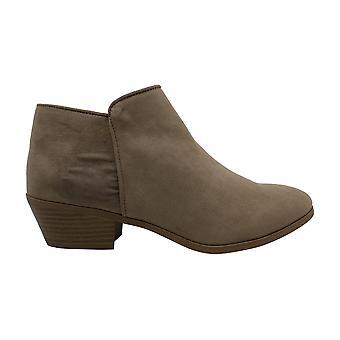 Stil & co kvinners Wileyy mandel Toe ankel mote støvler