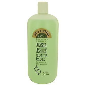 Alyssa Ashley Green Tea Essenz Duschgel von Alyssa Ashley 25,5 oz Duschgel