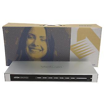 8-Poorts HDMI Schakelaar Zilver