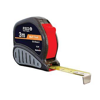 Fisco TL3M Tri-Lok Pocket Tape 3m (Width 13mm) (Metric only) FSCTL3M
