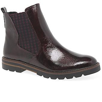 Marco Tozzi Bunny Womens Chelsea Boots