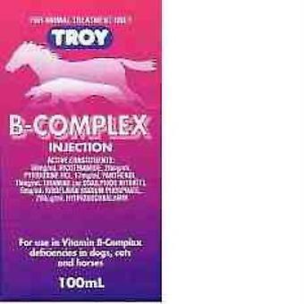 Troy Vitamin B Complex 100ml