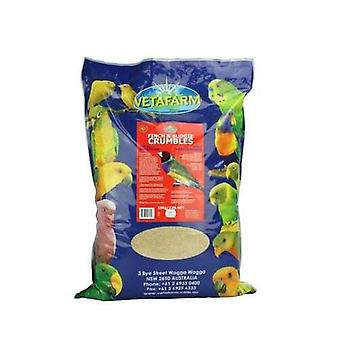 Finch Canárias & Budgie Crumbles 450g