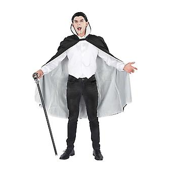 Orion Costumes Mens Black And White Vampire Halloween Fancy Dress