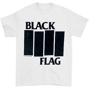 Black Flag Bars & Logo T-shirt