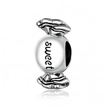 Sterling Silver Charm Sweet Candy - 6843