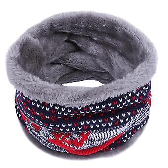 Children Winter Warm Scarf Boys Girls Baby Knitted Collar Neck Scarves Toddler Fashionable Beautiful