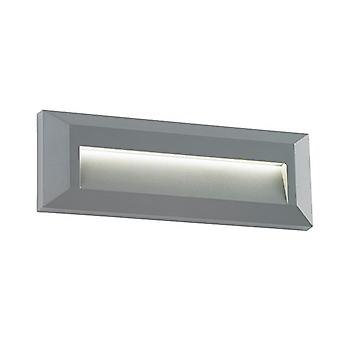 Saxby Lighting Severus - Outdoor Integrated LED Landscape Indirect IP65 2W Grey Abs Plastic & Clear