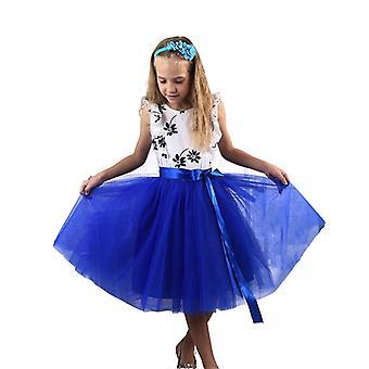 Princess Tutu hosszú szoknyák, rugalmas derékpánt labda ruha ruhák