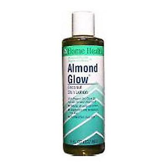 Home Health Almond Glow Lotion, Coconut 8 Fl Oz