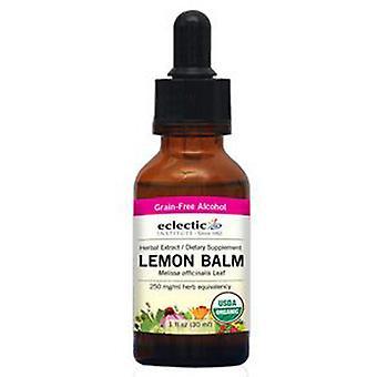 Instituto Eclético Inc Lemon Balm, 2 oz