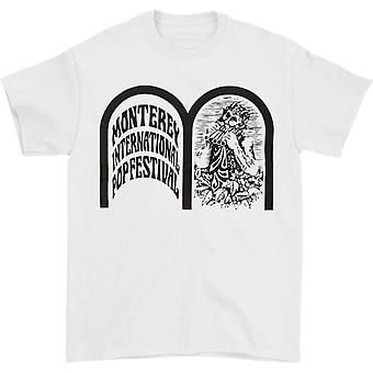 Monterey International Pop Festival Logo T-shirt