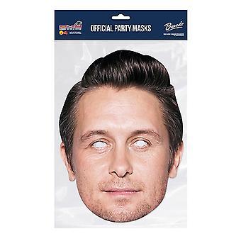 Mask-arade Mark Owen Party Mask