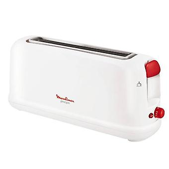Toaster with tinning function Moulinex LS16011 1000W White