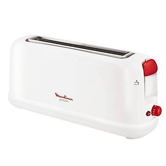 Broodrooster met tinningfunctie Moulinex LS16011 1000W Wit