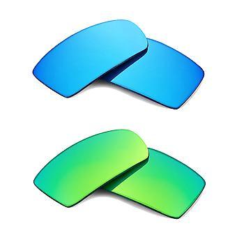 استبدال العدسات لأوكلي كانتين 2014 النظارات الشمسية متعددة الألوان المضادة للخدش المضادة للوهج UV400 من قبل SeekOptics
