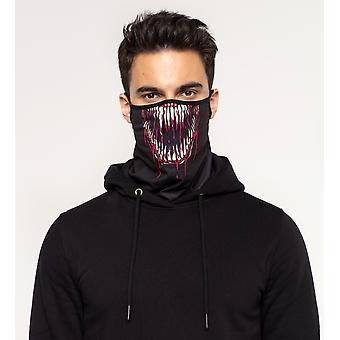 Pán GUGU & Miss GO Venom Tvár Bandana tvárová maska BM 1972