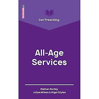 Get Preaching: All-Age Services (Get Preaching)