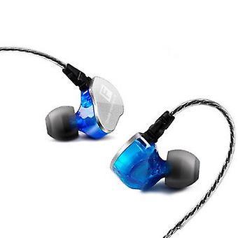 F800 المحمولة السلكية التحكم في الأذن earphone 3.5mm جاك HIFI ستيريو للماء