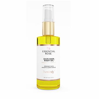 Fortifying Fichte Body Oil