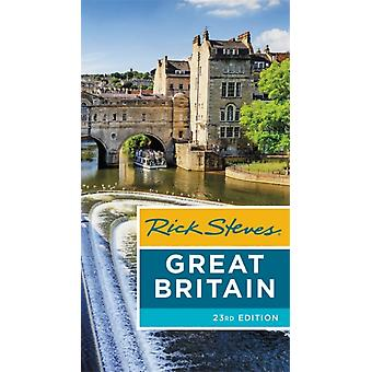 Rick Steves Great Britain Twentythird Edition by Steves & Rick