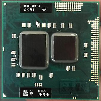 Intel Core I3-390m procesor I3 390m Dual-core laptop CPU Pga988 Cpu