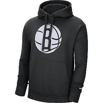 Nike Nba Brooklyn Nets Essential Pullover Hood