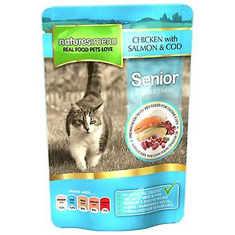 Natures Menu Pouch Senior Cat s (Cats , Cat Food , Wet Food)