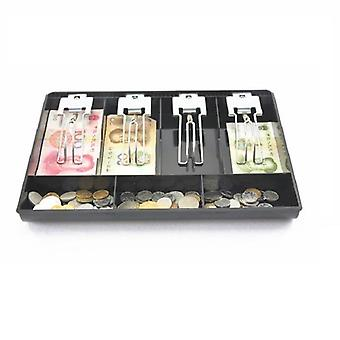 Money Counter-metal Hard Case Drawer Tray