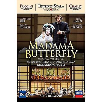 Madama Butterfly [Blu-ray] USA import