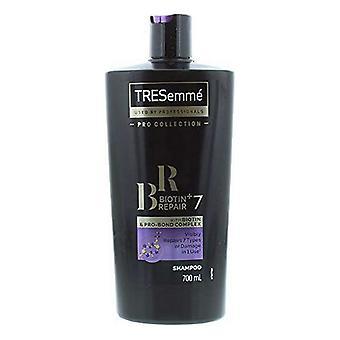 Restorative Shampoo Biotin Repair 7 Tresemme (700 ml)