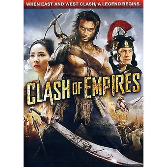 Clash of Empires [DVD] USA import