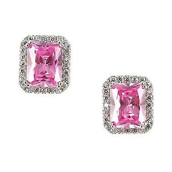Candy Cz Studs Earrings