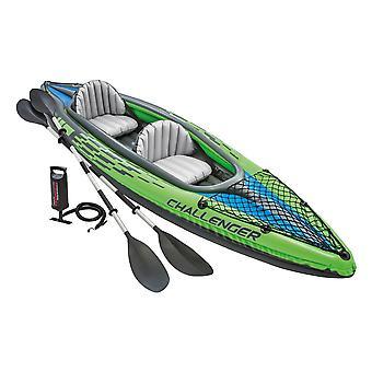 Kayak de Intex, Challenger K2 Kayak 2 personne gonflable