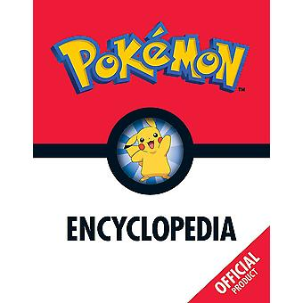 The Pokémon Encyclopedia Official Hardcover - 17 Nov. 2016