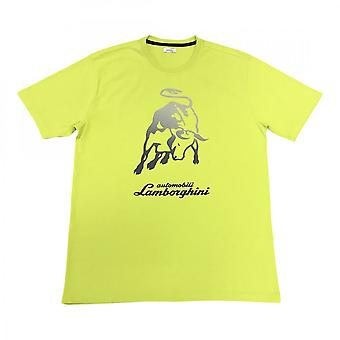 Lamborghini Mens Ss Big Bull T-shirt