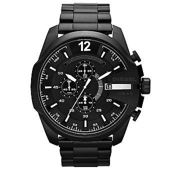 Diesel DZ4283 Mega Chief Chronograph Musta Valinta Men's Watch
