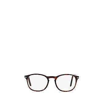 Persol PO3007V Havana gafas masculinas