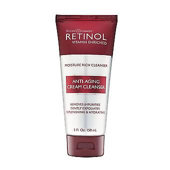 Retinol Anti Ageing Cream Cleanser