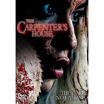 Carpenter's House: They Are Not Alone [DVD] USA import