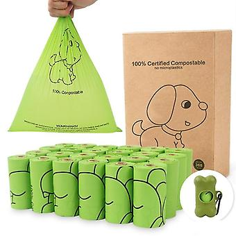24roll Biodegradable Dog Poop Bags