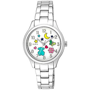 Tous watches nit watch for Analog Quartz Child with stainless steel bracelet 900350225