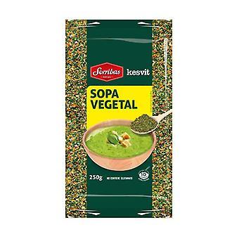 Kesvit Vegetable Semolina Soup 250 g