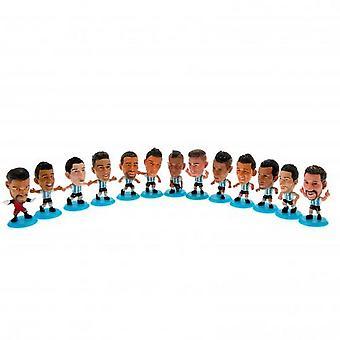 Argentina SoccerStarz Plastic Figures Team (Pack Of 13)