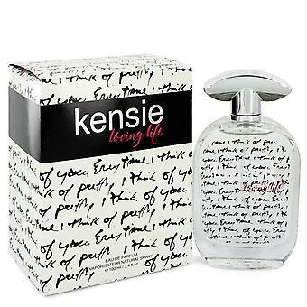 Kensie Loving Life Eau De Parfum Spray By Kensie 3.4 oz Eau De Parfum Spray
