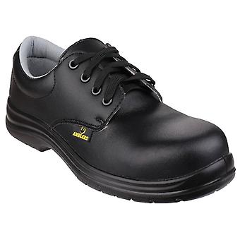 Amblers fs662 metal-free water-resistant safety shoes womens