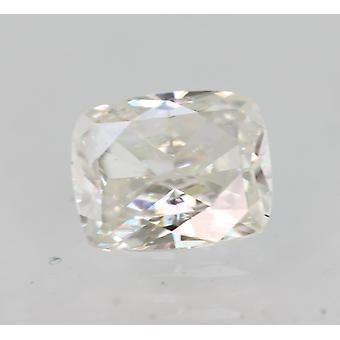 Sertifioitu 0,28 karat G VS2 tyyny parannettu luonnollinen löysä timantti 4,75x3,89mm