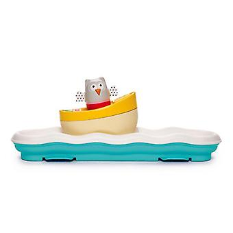 Taf toys 3 in 1 music, light and motion boat toy