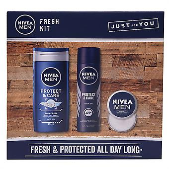 Nivea Mens Fresh Cadou Set